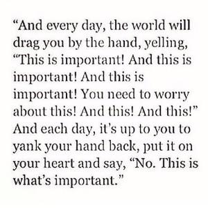 Heart message +